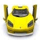 Koenigsegg CCR - 3DOcean Item for Sale