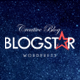 BlogStar - Creative WordPress Blog Theme