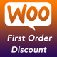 WooCommerce First Order Discount - CodeCanyon Item for Sale