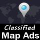 Classified Map Ad Posting