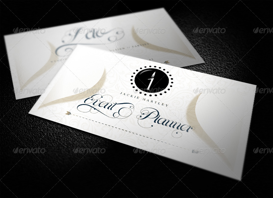 Elegant wedding and event business card by shermanjackson graphicriver previews01g colourmoves