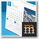 Desk Calendar 2016 - GraphicRiver Item for Sale