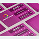 Creativa Corporate Business Card - GraphicRiver Item for Sale