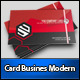 Card Poligon Modern Corporate Junh N°1 - GraphicRiver Item for Sale