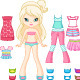 Paper Doll - GraphicRiver Item for Sale
