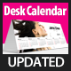 Standalone (two sided) Desk Calendar 2011 - GraphicRiver Item for Sale