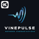 Vine Pulse Logo - GraphicRiver Item for Sale