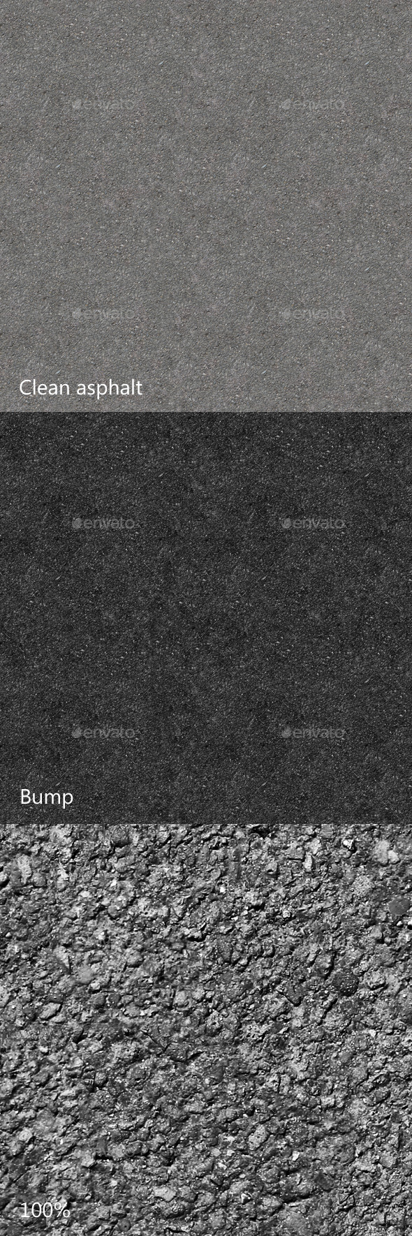 Asphalt seamless texture - 3DOcean Item for Sale