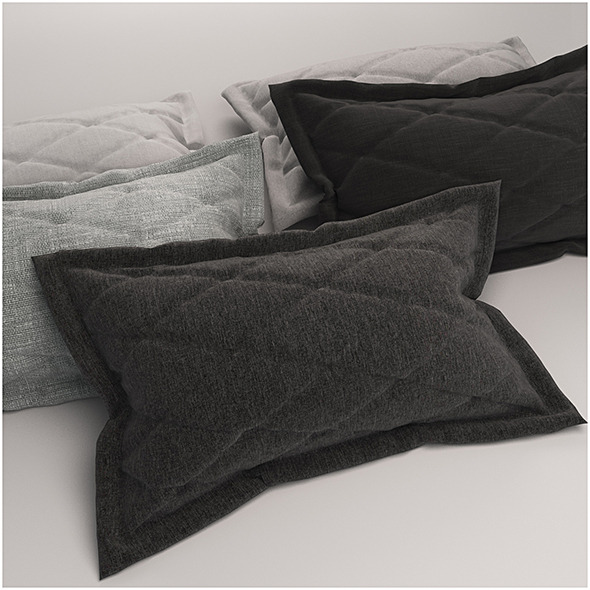Pillows 39 - 3DOcean Item for Sale