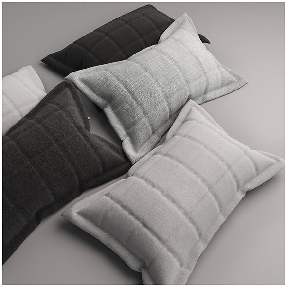 Pillow 40 - 3DOcean Item for Sale
