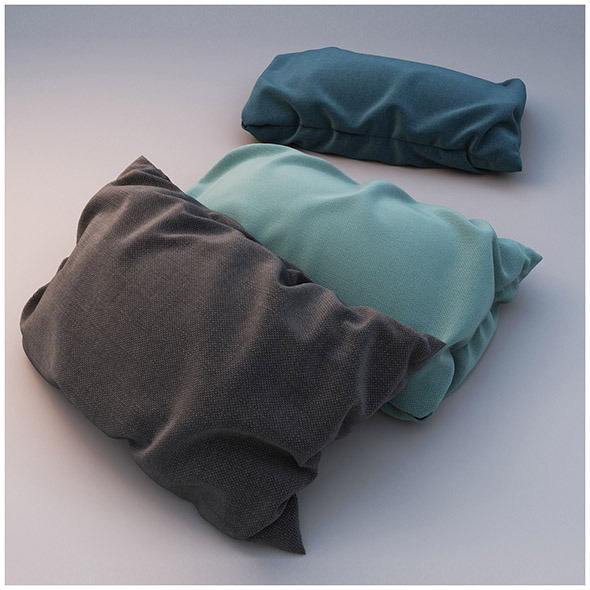 Pillows 41 - 3DOcean Item for Sale