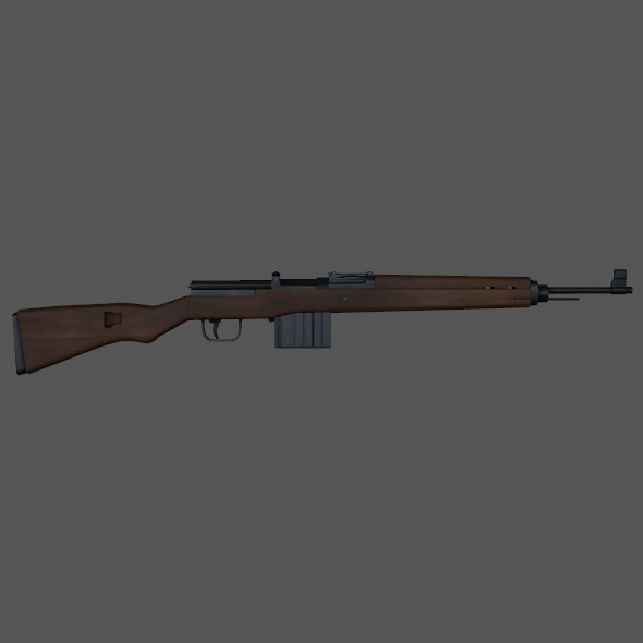 Gewehr 43 - 3DOcean Item for Sale