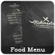 Food Menu - Flyer [Vol.4] - GraphicRiver Item for Sale
