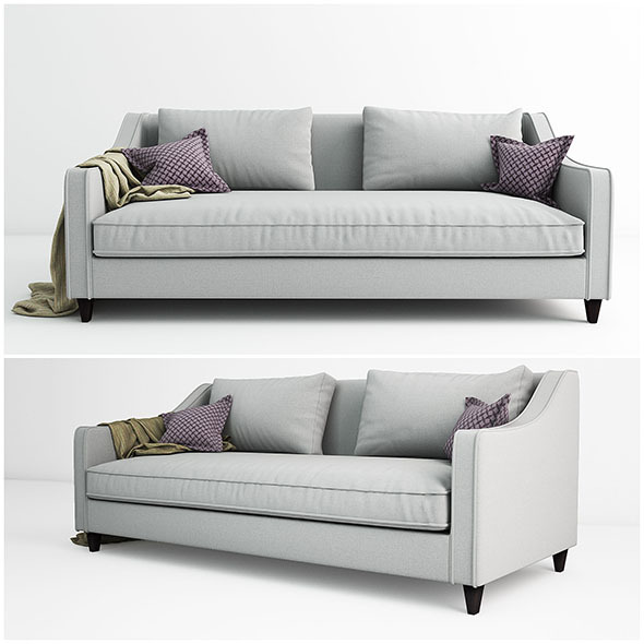 Sofa colletion 02 - 3DOcean Item for Sale