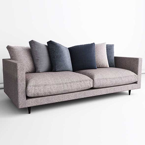 Sofa collection - 3DOcean Item for Sale