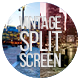 Vintage Split Screen - VideoHive Item for Sale