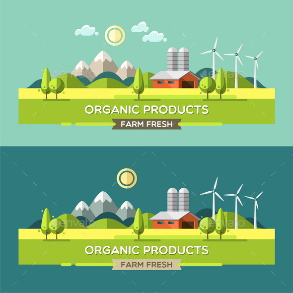 Farm Fresh Organic Products - Industries Business