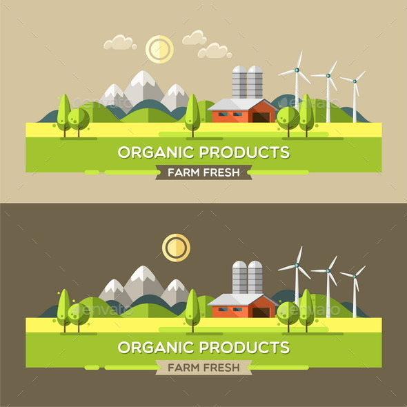 Farm Fresh Organic Products - Industries Business