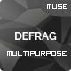 Defrag - Personal & Portfolio Muse Template Nulled