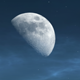 Evening Moon - VideoHive Item for Sale