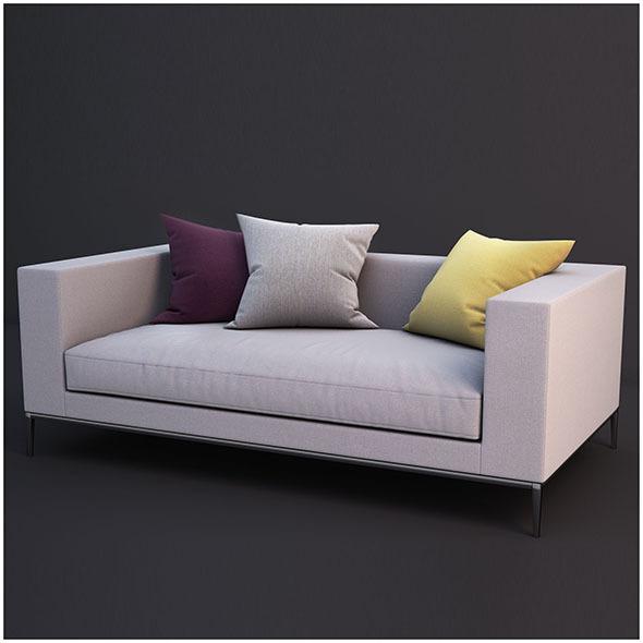 Sofa colletion 03 - 3DOcean Item for Sale
