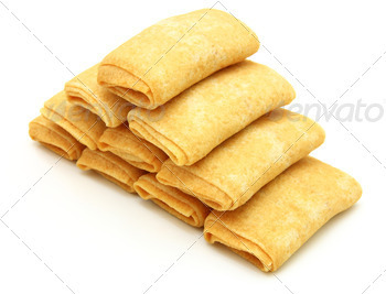 fried pancakes stuffed is