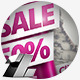 Fashion & Sale Web Sliders - GraphicRiver Item for Sale