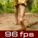 Kid Legs Walking On Forest Trail - VideoHive Item for Sale