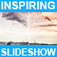 Inspiring Slideshow - VideoHive Item for Sale