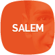 Salem - Clean and Bold PSD Template Nulled