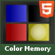 HTML5 Color Memory - CodeCanyon Item for Sale