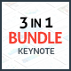 Bestsellers Keynote Presentation Bundle - GraphicRiver Item for Sale