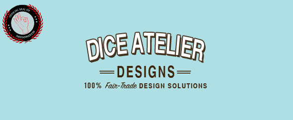 Dice atelier themeforest header