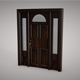 Gateway Door 03 - 3DOcean Item for Sale