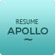 Apollo Medical Resume and Cover Letter