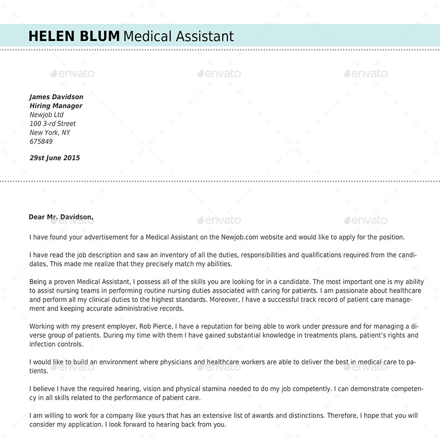 medical assistant duties and responsibilities list
