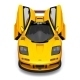 McLaren F1 GT-R - 3DOcean Item for Sale