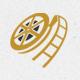 Goldreel Logo Template - GraphicRiver Item for Sale