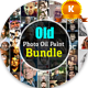 Old Photo Oil Paint Bundle - GraphicRiver Item for Sale