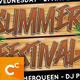 Summer Event Flyer/Poster - GraphicRiver Item for Sale