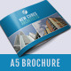 New Cubes Architects Brochure  - GraphicRiver Item for Sale