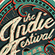 Indie Festival - Happy Hour - GraphicRiver Item for Sale