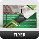 Corporate Flyer Template Vol 55 - GraphicRiver Item for Sale