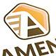 Ameno Logo - GraphicRiver Item for Sale