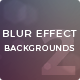 Blur Effect Backgrounds 2 - GraphicRiver Item for Sale