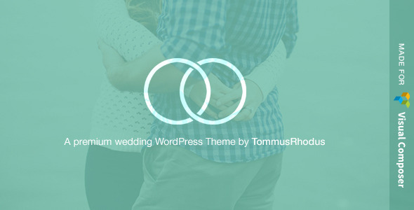 Union - Wedding and Event WordPress Theme - Wedding WordPress
