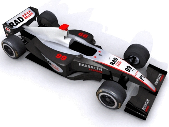 Formula F1 - 3DOcean Item for Sale