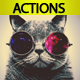 New Effect Photoshop Action - GraphicRiver Item for Sale