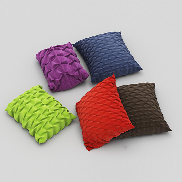 Pillows 58 - 3DOcean Item for Sale