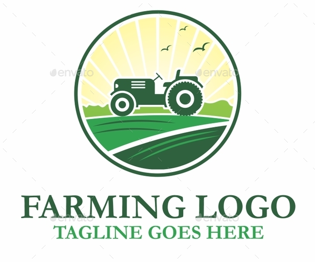 farming logo by mazyo2x graphicriver
